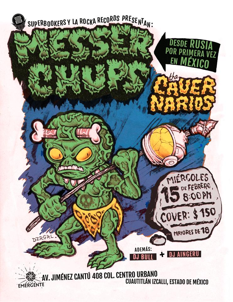 MesserChups-TheCavernarios-Flyer.png