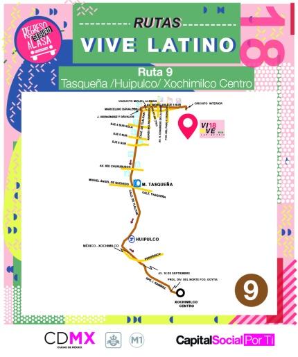 rutas vive latino 2018-09